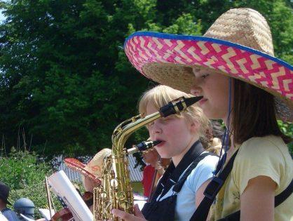 Ein musikalischer Sommer – drei Kurparkkonzerte