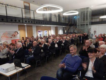 Stifterforum - beachtliche Zahlen und so viele Gäste wie nie