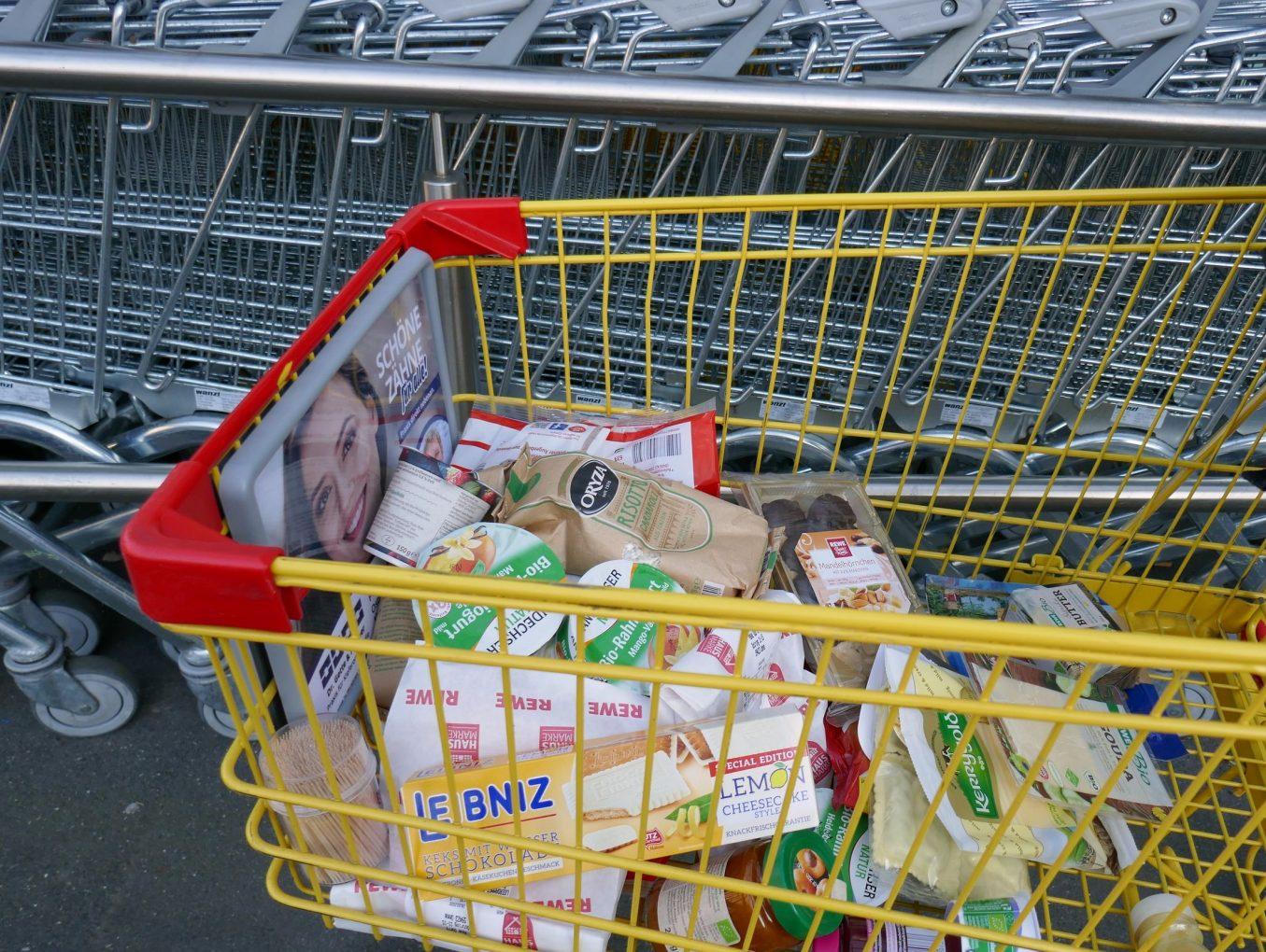 Einkaufsgutscheine für Bedürftige - weil wir zusammenhalten!