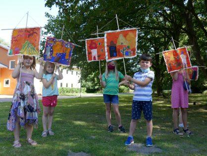 Viel Theater, Kunst und Musik - vor allem viel Spaß im Kurpark